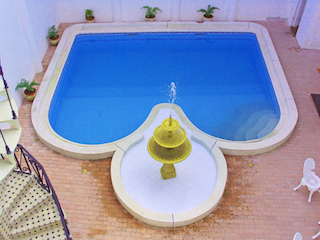 Swimming Pools in Iquitos - Casa Morey