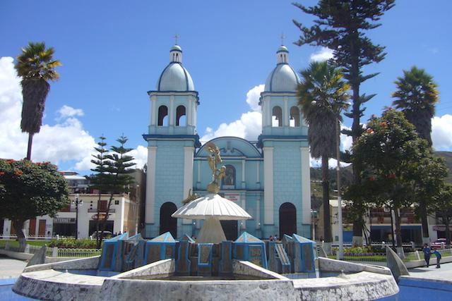 Holy Virgin of Carmen Church, Celendin.