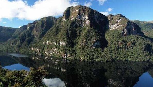 Laguna de los Condores - Trek