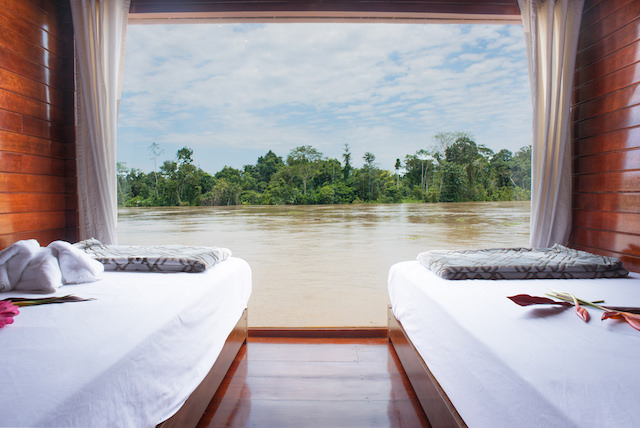Cattleya Amazon Cruise - Luxury Suites