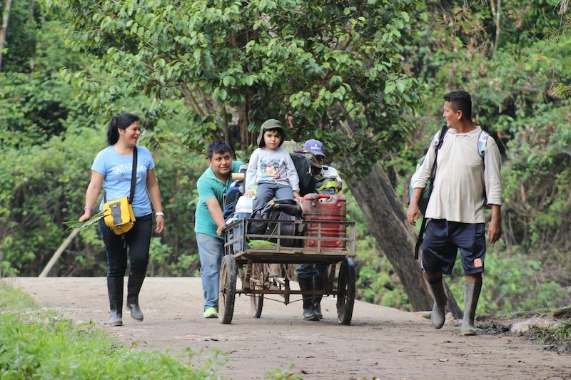 Walter x 3 - Sinchicuy Amazon Lodge - Local Transport.jpg
