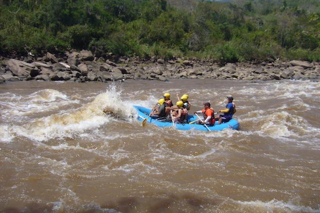 Tarapoto Adventure Excursions - Rafting - Rapids.JPG