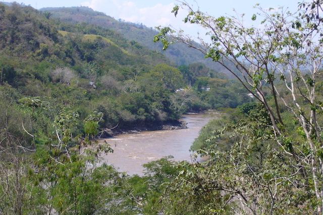 Tarapoto Adventure Excursions - Rafting - Rio Mayo Valley.JPG