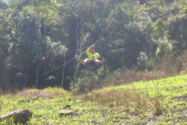 Tarapoto Adventure Excursions - Zip-Lining - Guide Dilberto.JPG