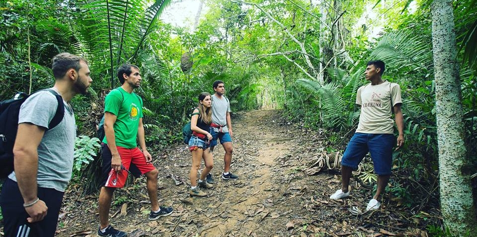 Tarapoto Adventure Excursions - Pucayaquillo Waterfall Abseiling - Jungle Trail.jpg