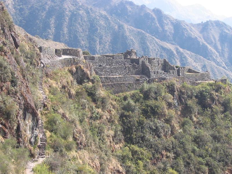 Classic Inca Trail - Runkuraqay