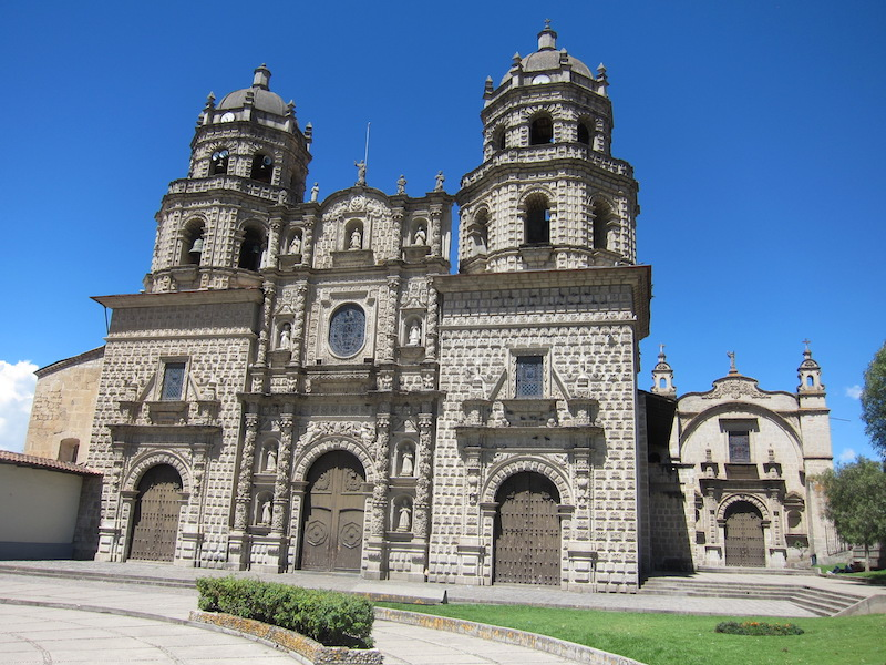 Cajamarca - San Francisco Church