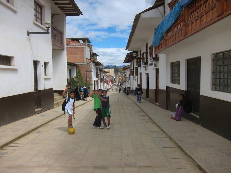 Chachapoyas, Amazonas - Jiron Amazonas.jpg