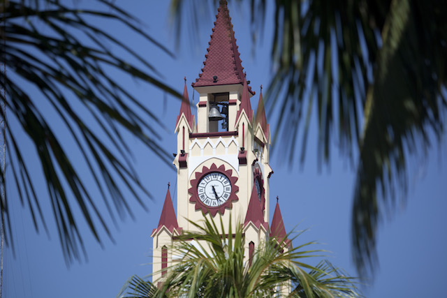 Iquitos, Loreto - Cathedral Clock Tower.jpg