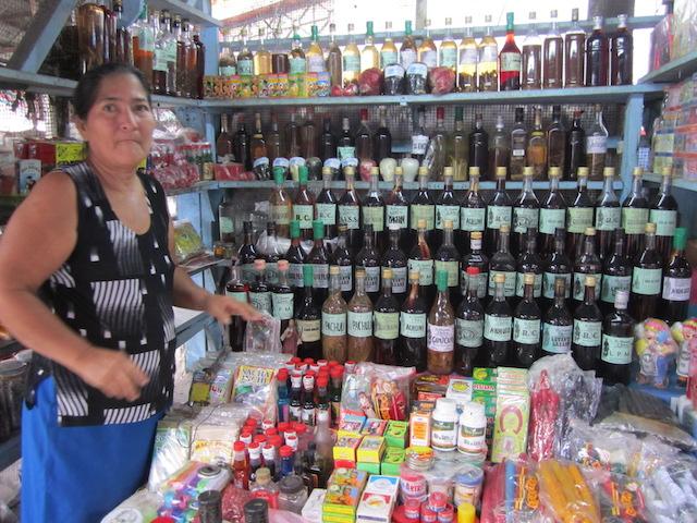 Iquitos, Loreto - Belen Market - Local Medicine.JPG