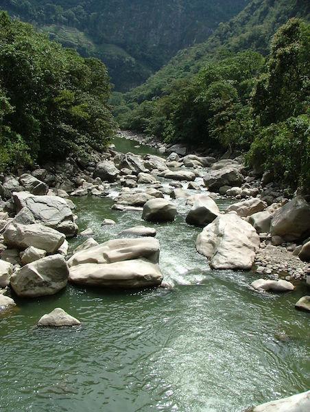 Low Altitude Machu Picchu - Urubamba River.jpg