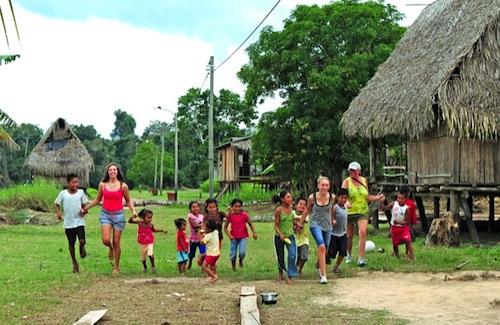 Amazon River Cruises - Amazon Village Visit.jpg