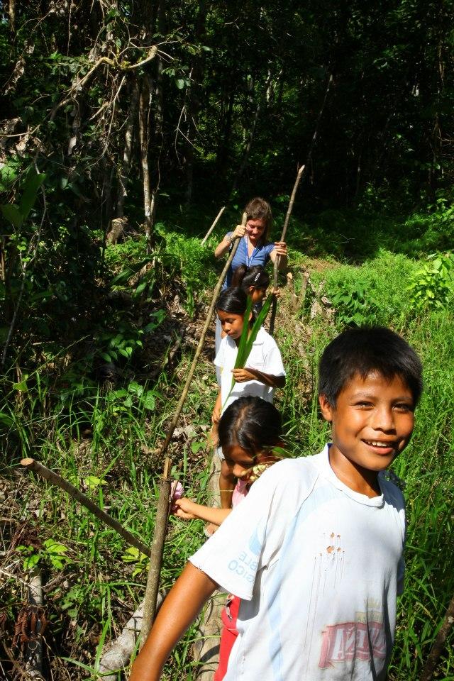 Amazon River Cruises - Selva Viva Village Visit.jpg