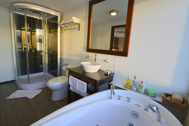 Anakonda - Deluxe Suite Bathroom