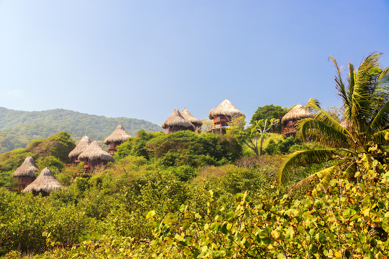 Colombian Highlights - Tayrona - Ecohabs