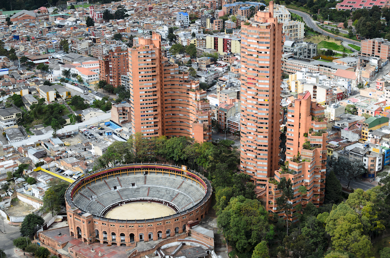 Colombian Highlights - Bogota - Bull Ring.jpg
