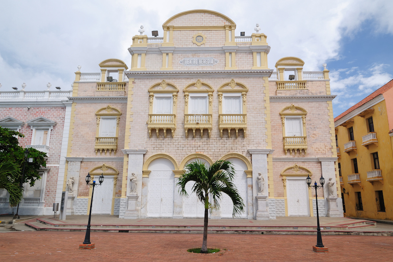 Colombian Highlights - Cartagena - Teatro Beredia.jpg