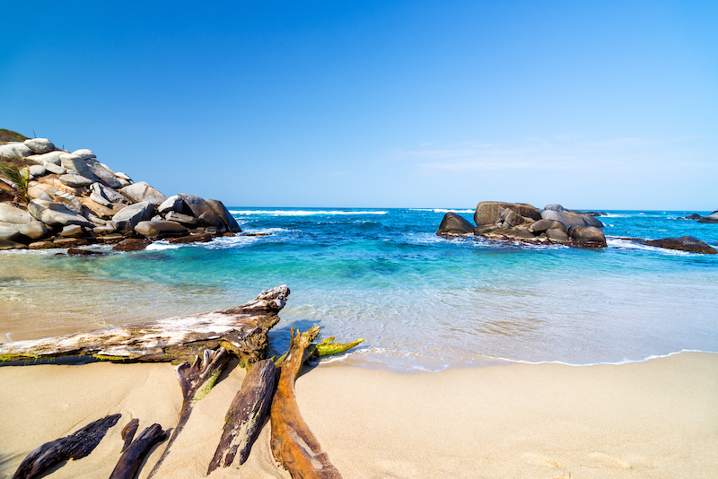 Colombian Highlights - Tayrona Beach.jpg