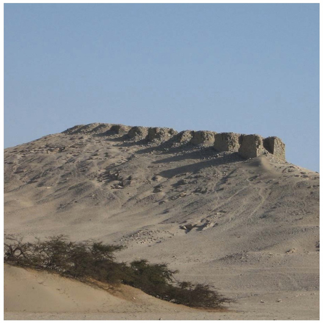 Chankillo - Fort and Astronomical Observatory - from Viewpoint.jpg