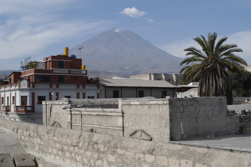 Arequipa & Colca Canyon 4D