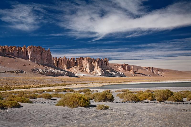 La Paz - Uyuni - Atacama - Santiago - Atacama Landscape
