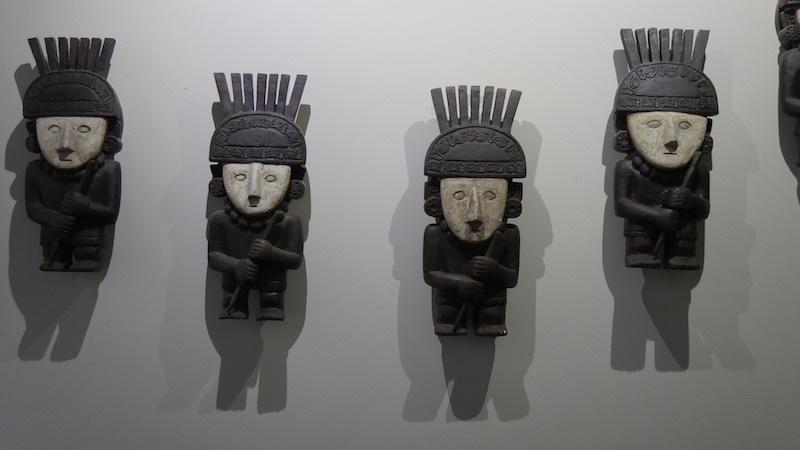 Chiclayo - Trujillo - Chan Chan Site Museum Figures.JPG