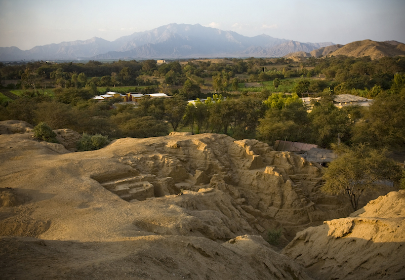 Chiclayo - Trujillo - Huaca Rajada Sipan.jpg