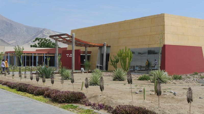 Chiclayo - Trujillo 3D - Museum of Moche Huacas.JPG
