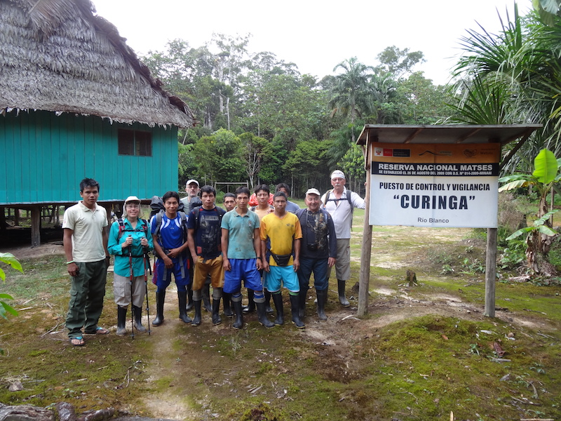 Matses Amazon Trek - Curinga Ranger Station