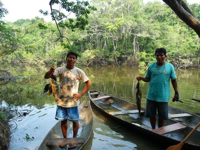 Matses Trek 12D - Amazon Fishermen