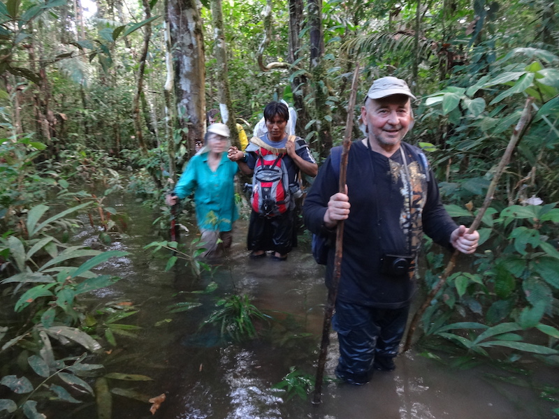 Matses Trek 12D - Amazon Jungle Trekking