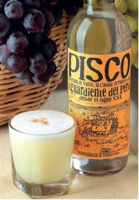 Pisco Sour Day - Peru's National Cocktail