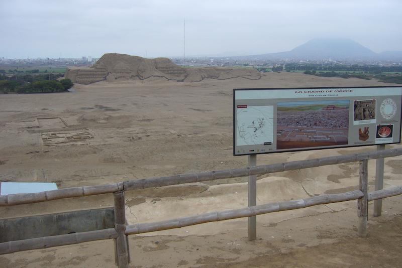 Huacas de Moche