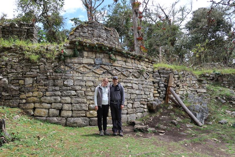 Longren x 2 - Kuelap Ruins.JPG