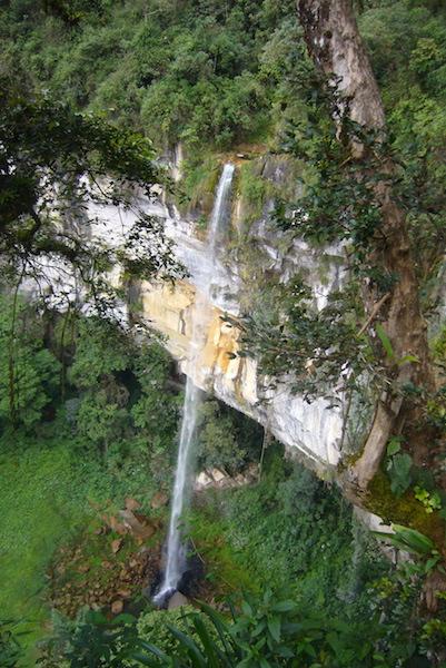 Hike to Yumbilla Waterfall, Cuispes7.JPG