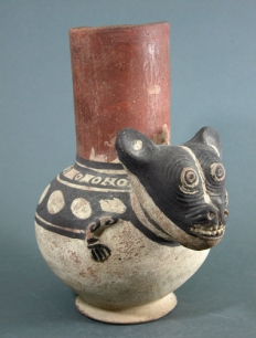 Viringo Dogs - Peru's Hairless Canine Species - Chancay Pottery.jpg