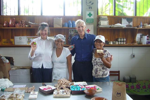 Wasichay cocoa workshop in Chasuta.