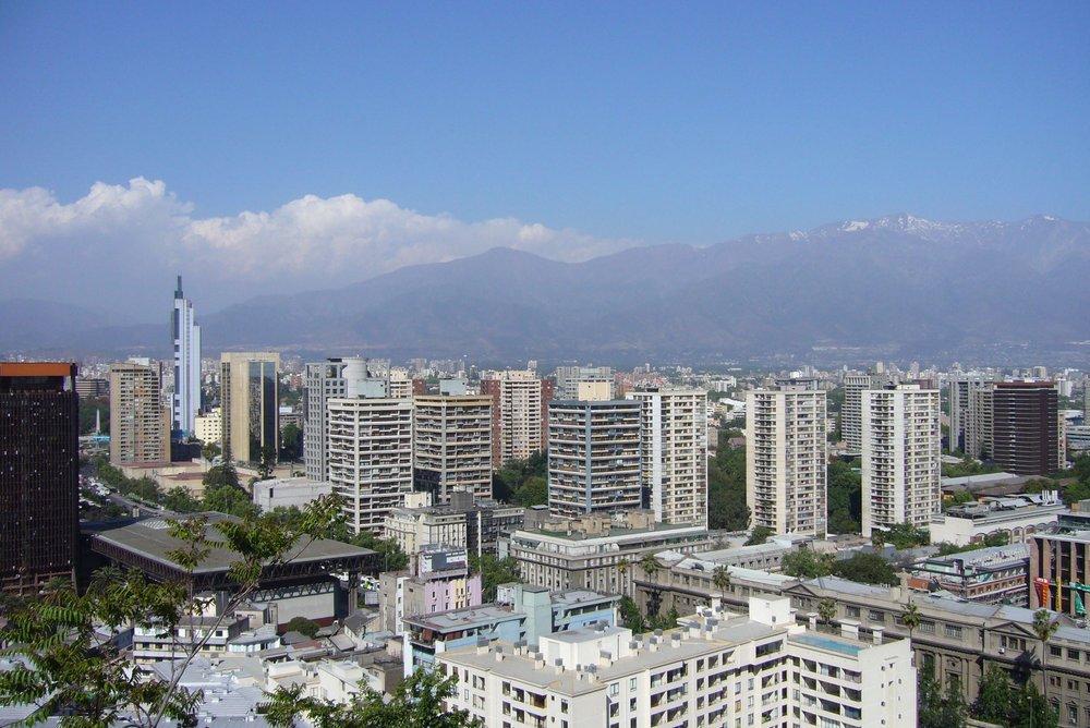 Santiago & Torres del Paine 8D