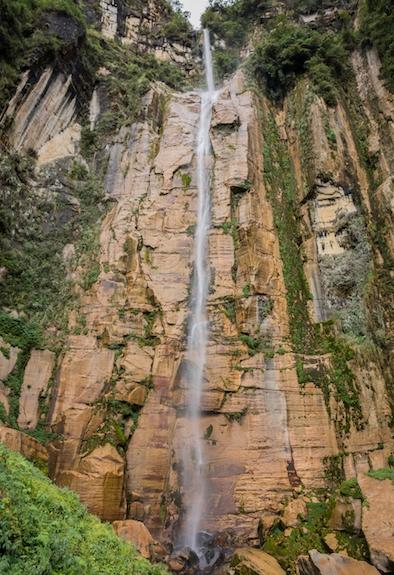 Yumbilla Falls.