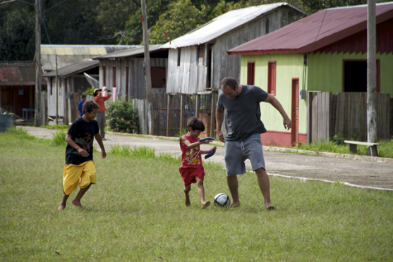 Best Amazon Experiences - Football in Village.jpg