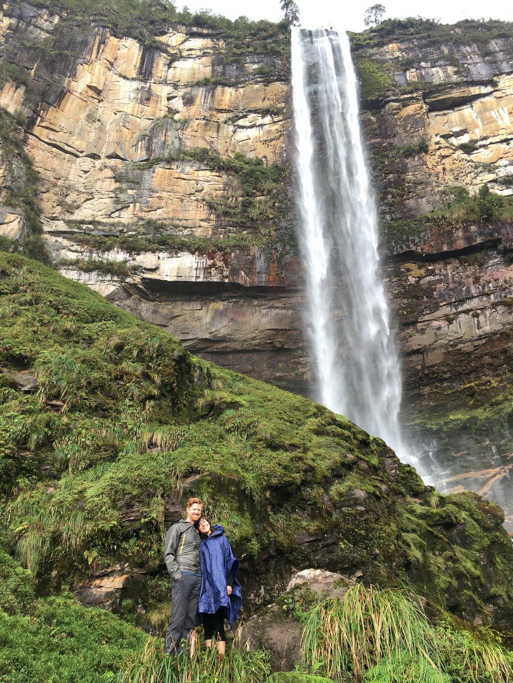 Levy & Evers - Chachapoyas Testimonial - Gocta Falls.jpg