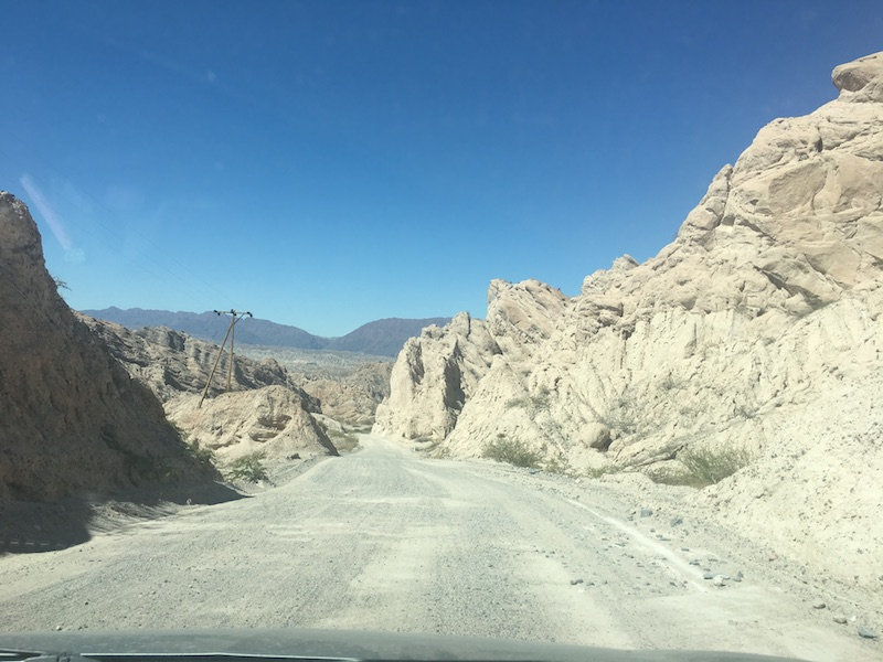 Pitts & Rollo - Chile & Argentina Testimonial - Unpaved Road in Salta.JPG