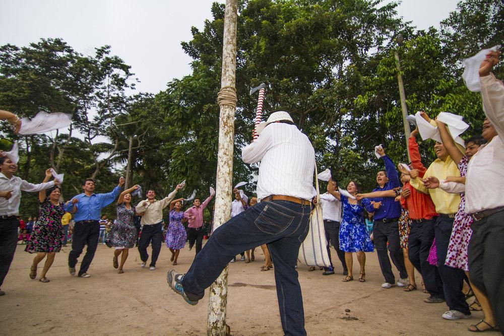 Amazon Cuisine - Juanes - San Juan Festival Dancing.jpg
