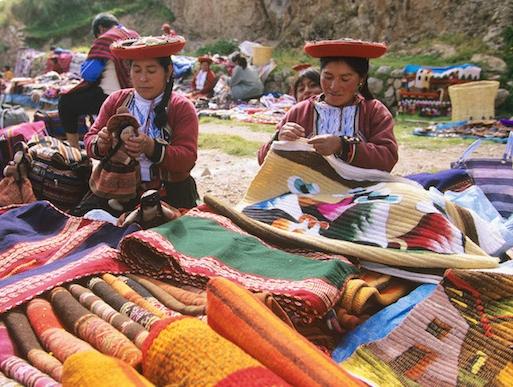Indigenous Culture in Northen Peru - Quechua Ladies.jpg