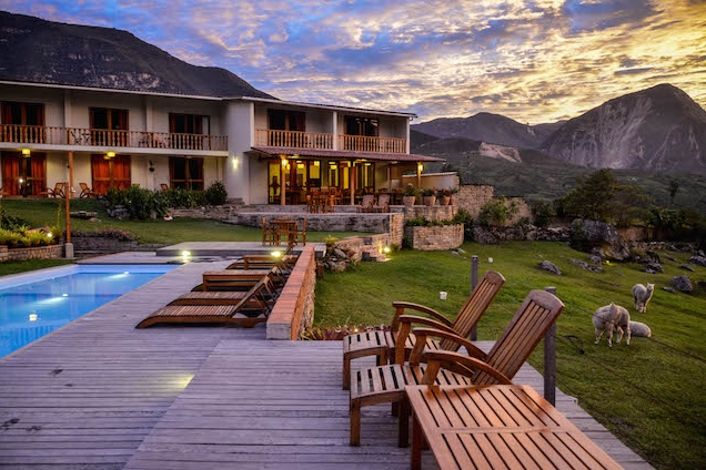Gocta Lodge, Cocachimba