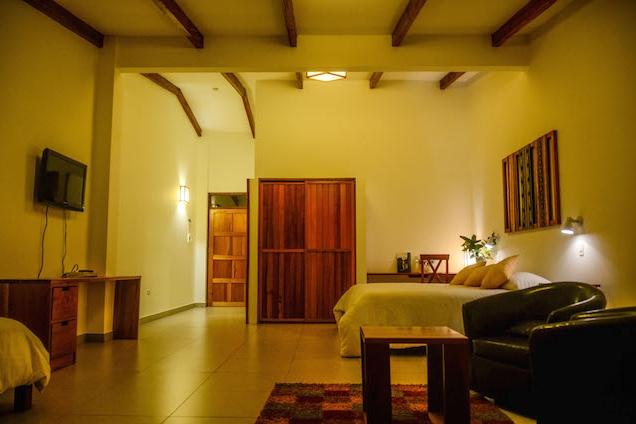 Gocta Lodge, Cocachimba