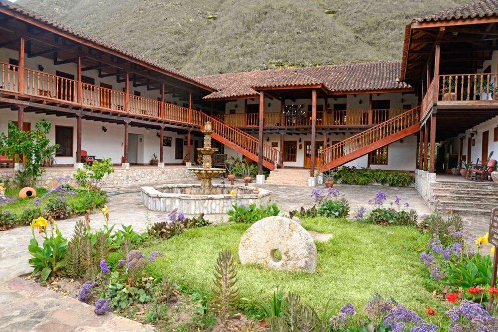 Hacienda Achamaqui, Chachapoyas