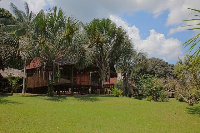 Pacaya-Samiria Lodge, Iquitos