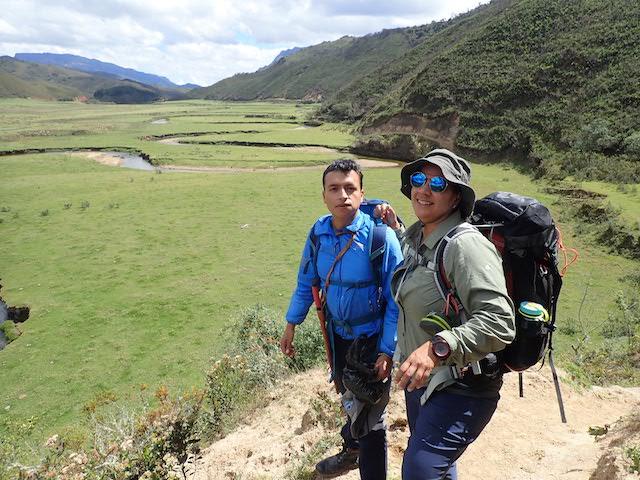 Van Eeeden x 2 - Gran Vilaya Trek & Tambopata Testimonial - Anoma in Huaylla Belen.JPG