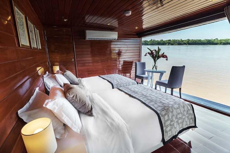 R&F Amazon Cruise: Master Suite